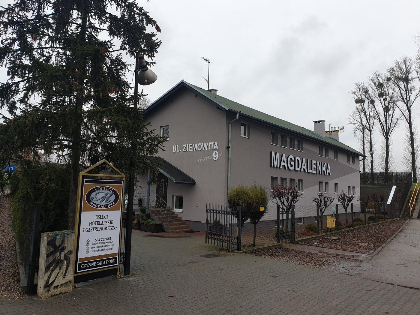 Usługi Hotelarskie i Gastronomiczne  Magdalenka