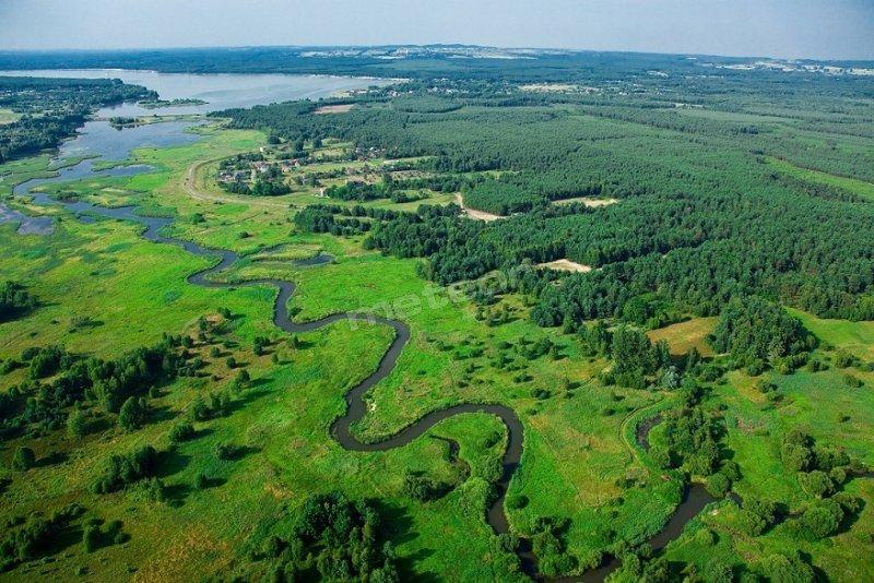 Jezioro Porajskie 30 metrów