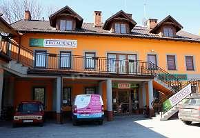 Restauracja & Noclegi Stokrotka