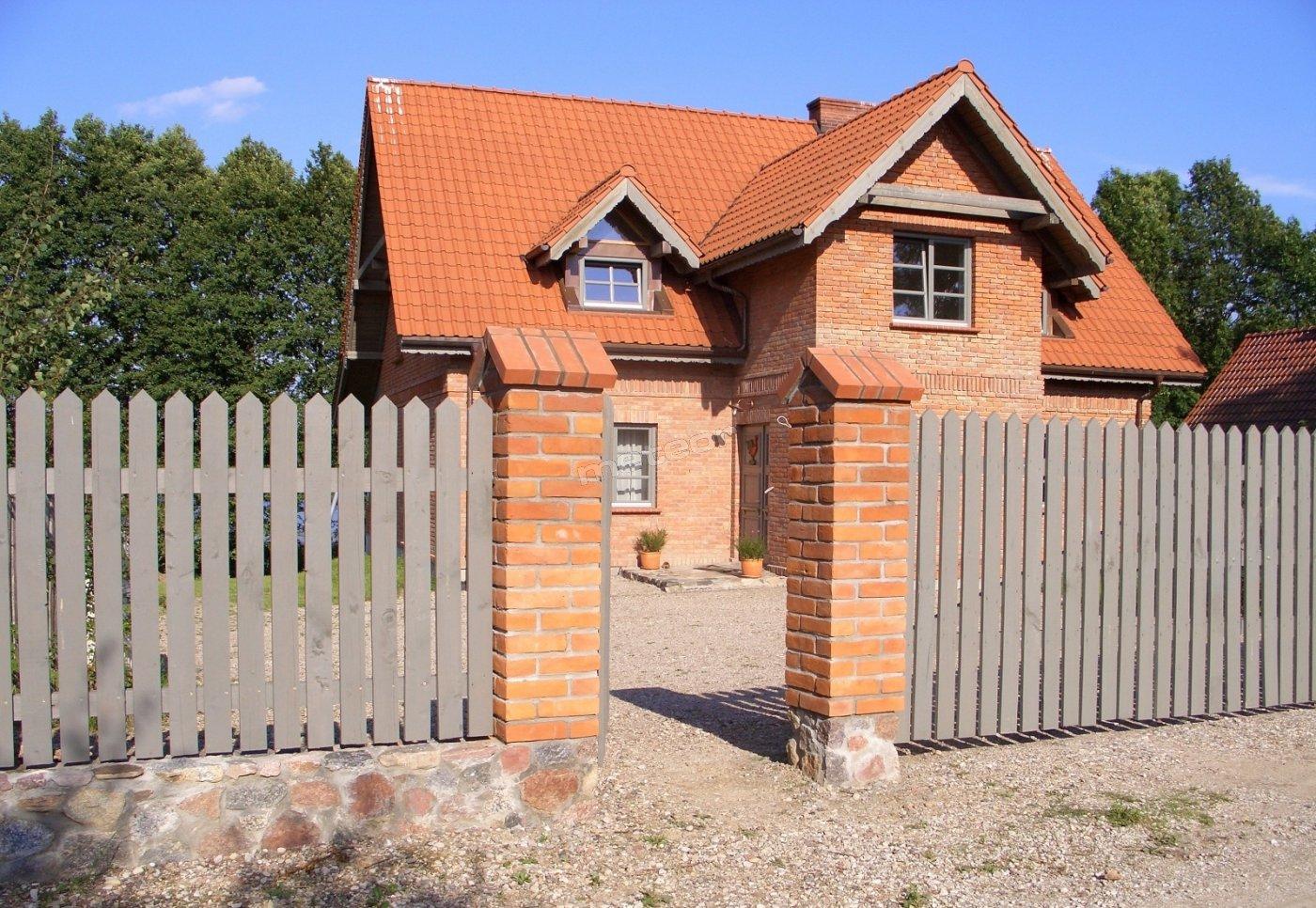 Całoroczny Dom Nad Jeziorem Nowy Kiełbonk