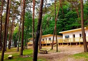Jeleń - Ośrodek Wypoczynkowy nad jeziorem