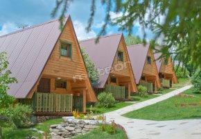 Osada Turystyczna - Domki w Lesie