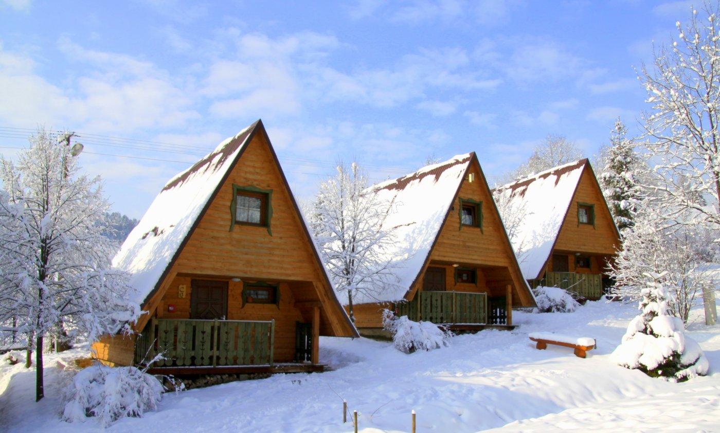 domki w Tyliczu