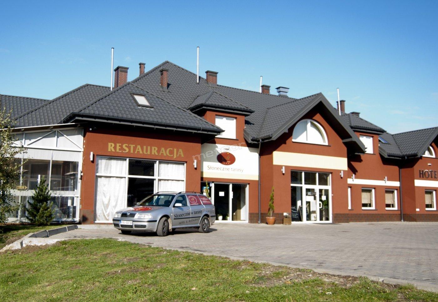 Restauracja Słoneczne Tarasy