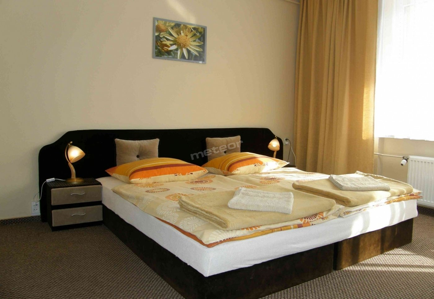 Pokój nr 5 (łóżko małżeńskie, balkon, łazienka)