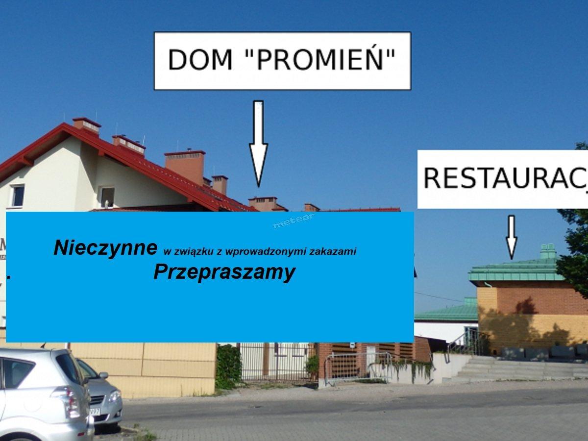 Promień Niedrogie Noclegi Łagiewniki Grupy