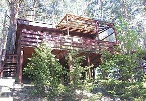 Domek Betty nad jeziorem