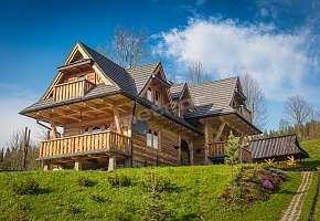 Domki Płazówka i Kojsówka