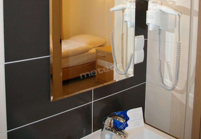 Pokój 2-osobowy Willa Biznes-łazienka
