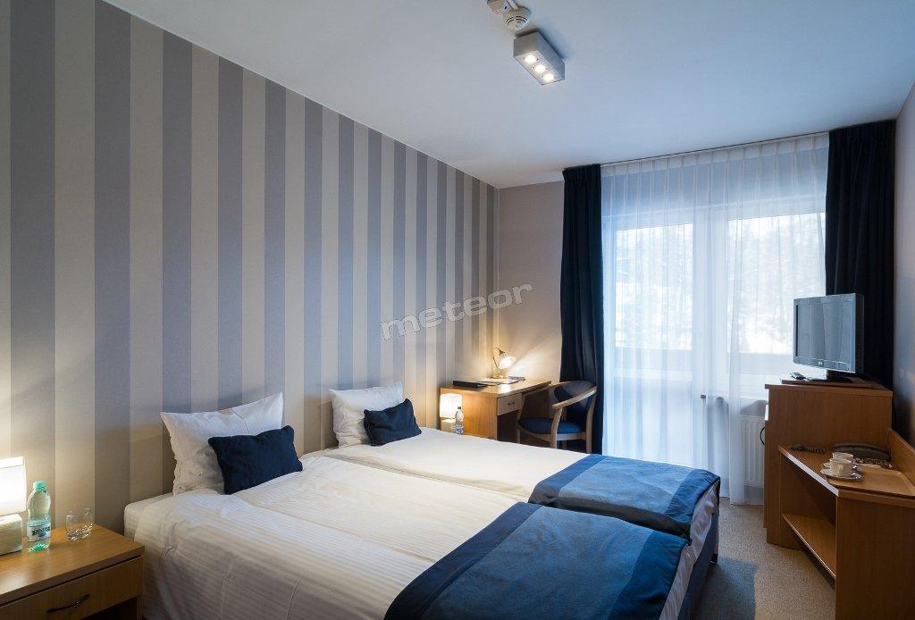 Pokój Double. Hotel Nawigator Szczawnica
