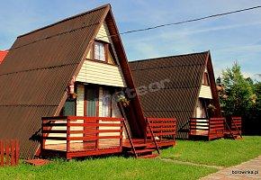 Domki - Pole Namiotowe Borowinka