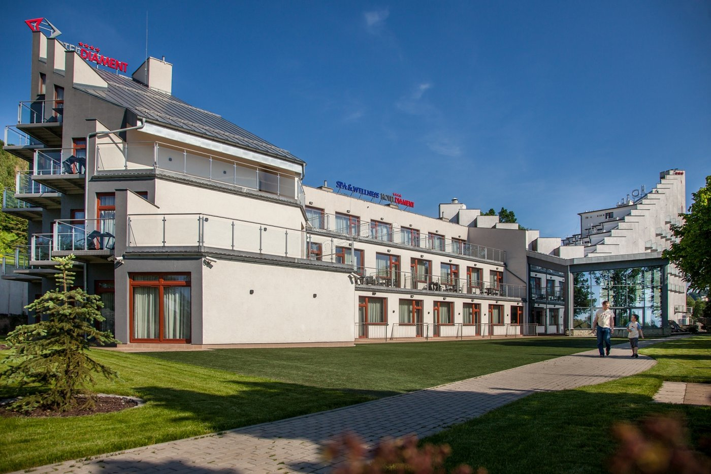 SPA & Wellness Hotel Diament Ustroń