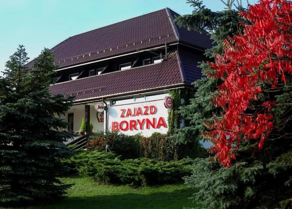 Hotel - Restauracja Zajazd Boryna