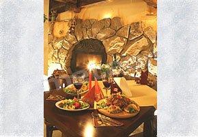 Restauracja - Pokoje Gościnne Olimpia