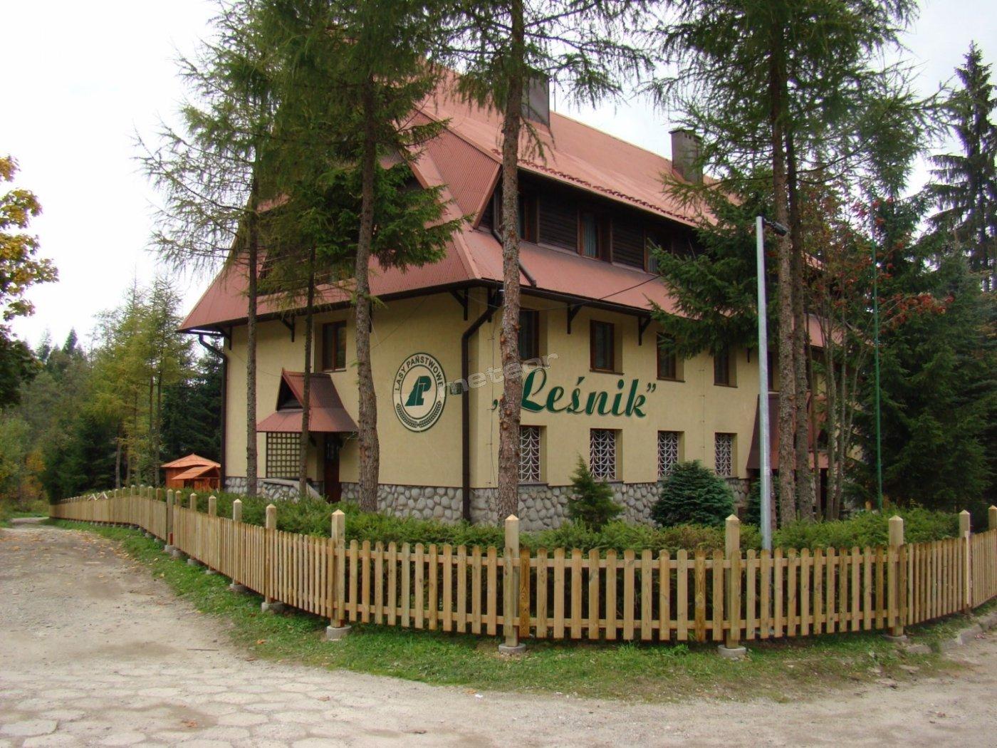 """Ośrodek Edukacji Leśnej """"Leśnik"""" Zakopane-Jaszczurówka"""