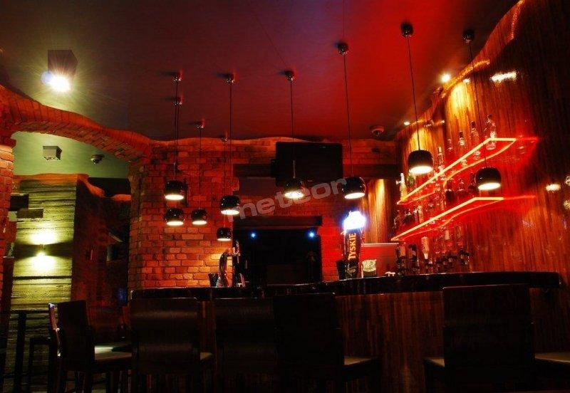 Afirmacja Club&Restaurant - restauracja w obiekcie