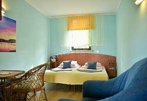 Hotelik Żeglarski Pod Omegą Iława