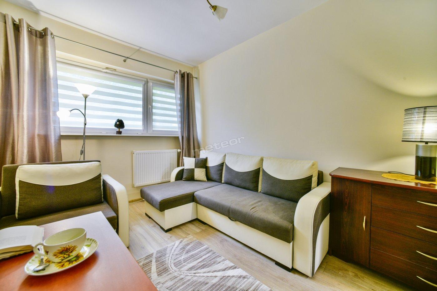 Pokój w apartamencie (dwupokojowym z aneksem i łazienką)