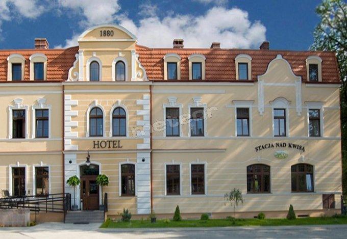 Hotel Stacja Nad Kwisą