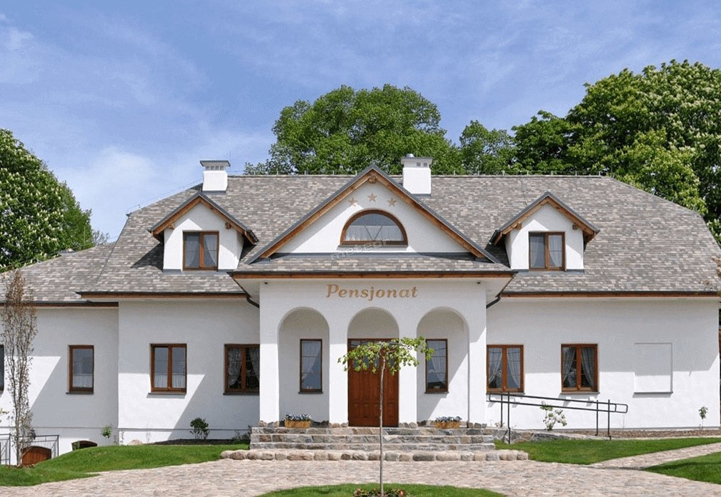 Pensjonat Dworek Polski