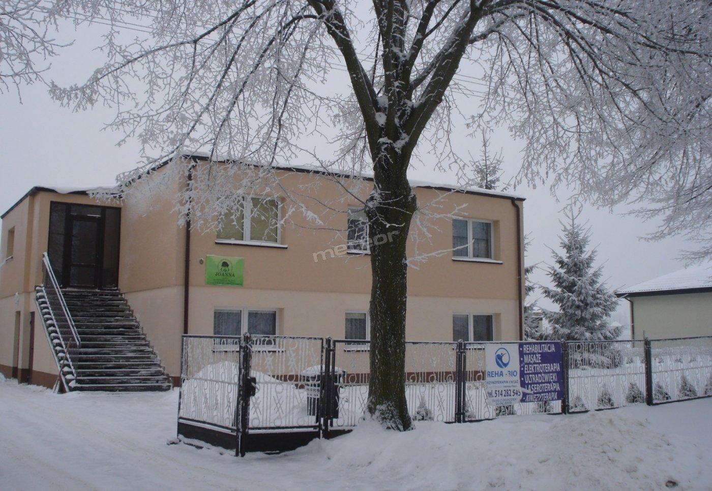 Gospodarstwo Gościnne Joanna otulone śnieżną pierzynką :)