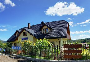 Holiday Cottages Na Równej