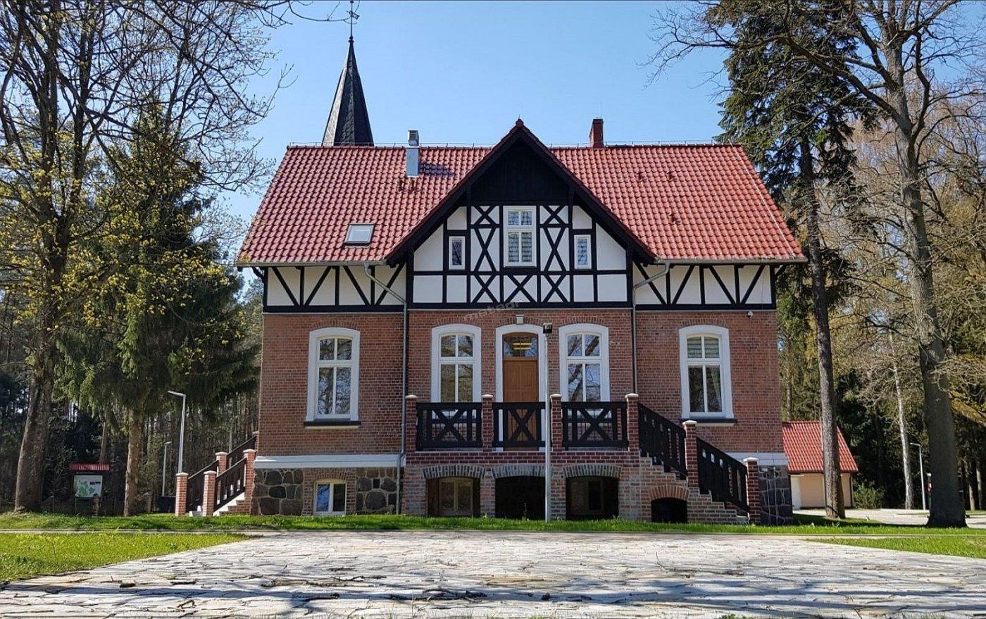 Kwatera Myśliwska w Borowcu
