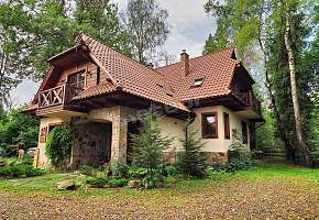 Dom w Bieszczadach Villejka