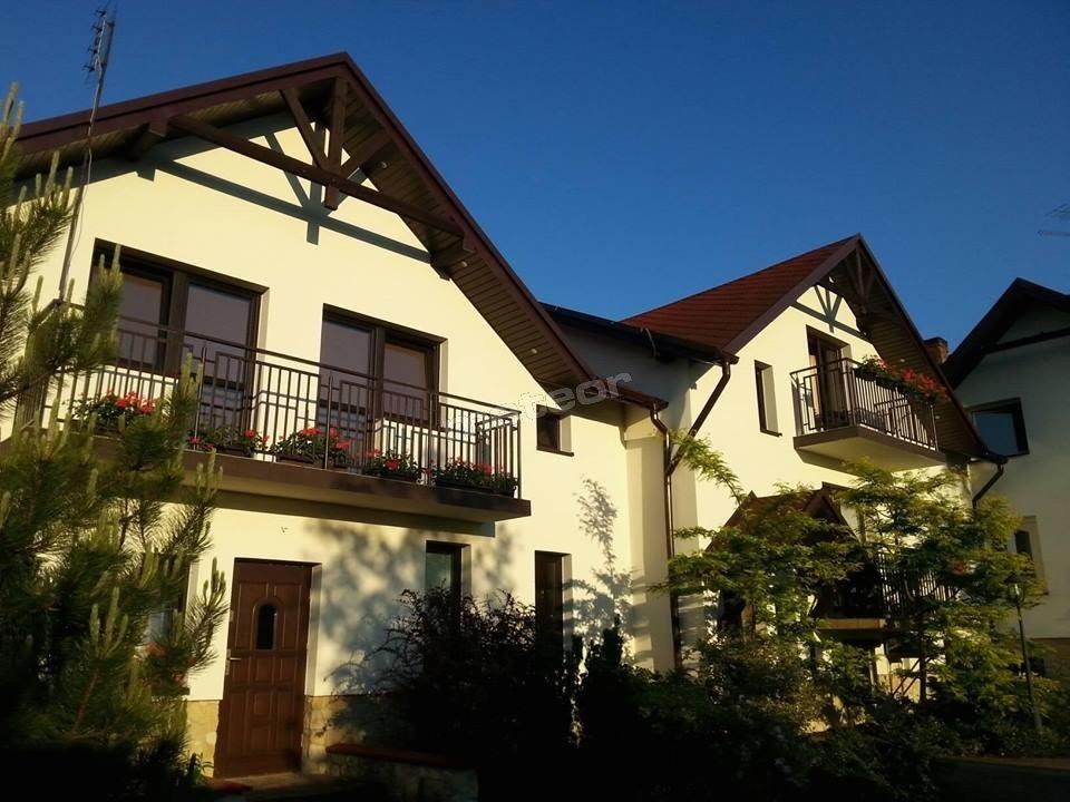 balkony pokojów 5 i 2 osobowych