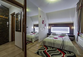 Apartamenty Tatry i Sarnia Skała