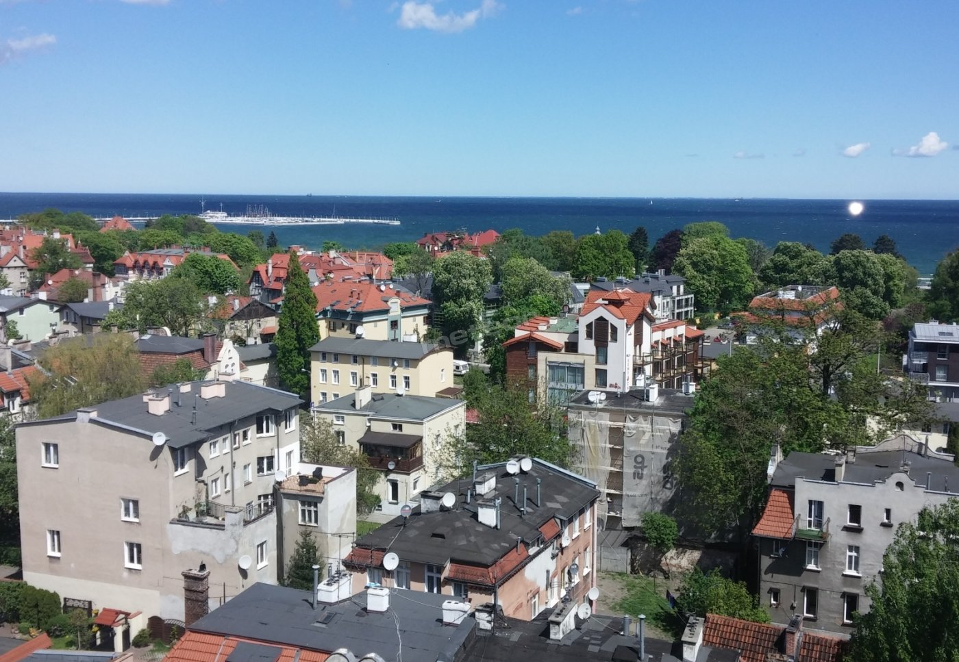 Apartament 8-osobowy Sopot