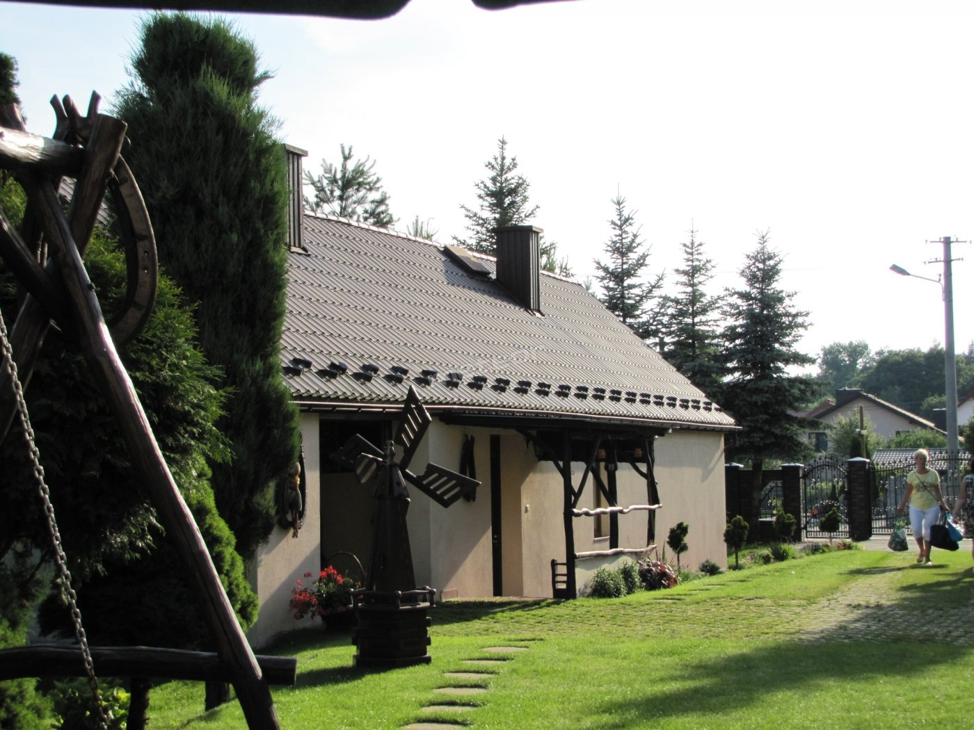 Domek Funi w Golczowicach