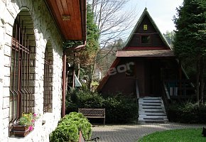 Brenna Leśnica - Holiday Cottages Brda