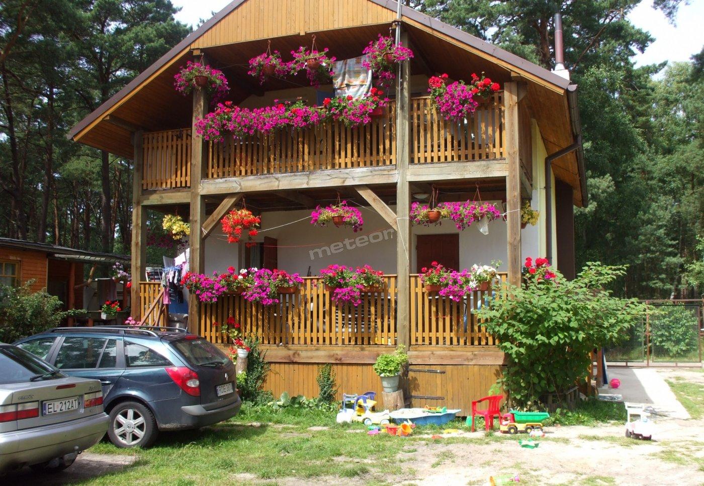 Holiday Cottage Żółty Domek