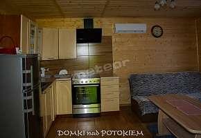 Komfortowe Domki nad Potokiem