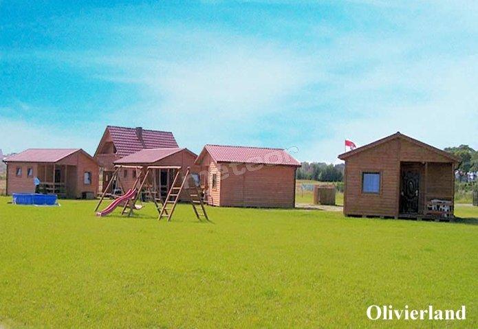 Oliverland - Domki Letniskowe Nad Morzem