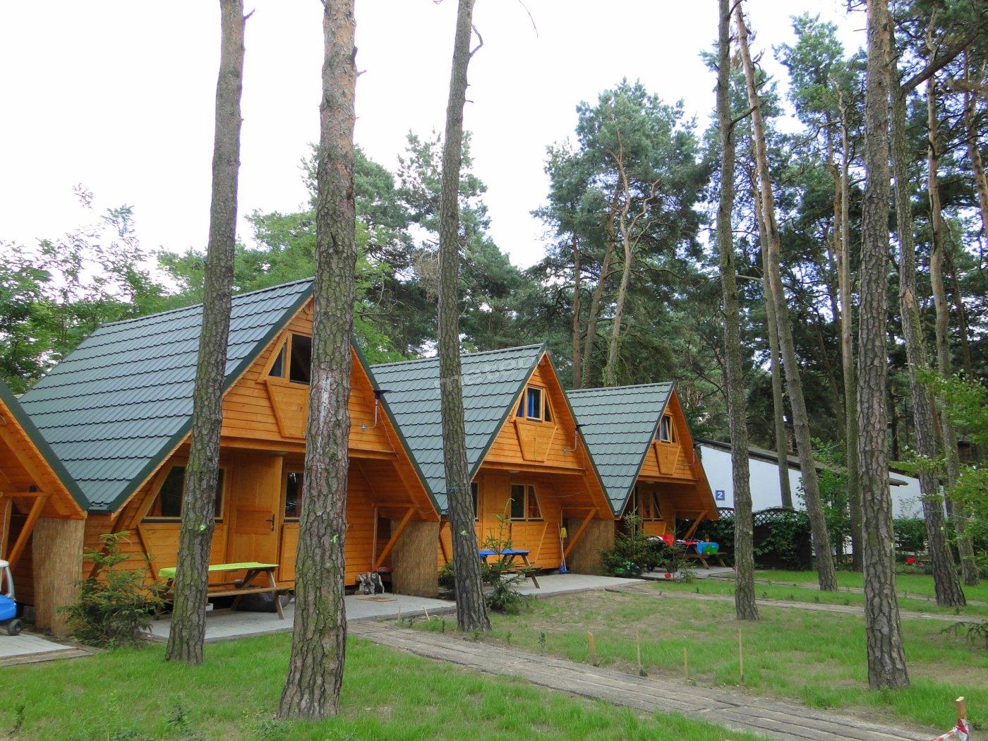 Domki drewniane Brda