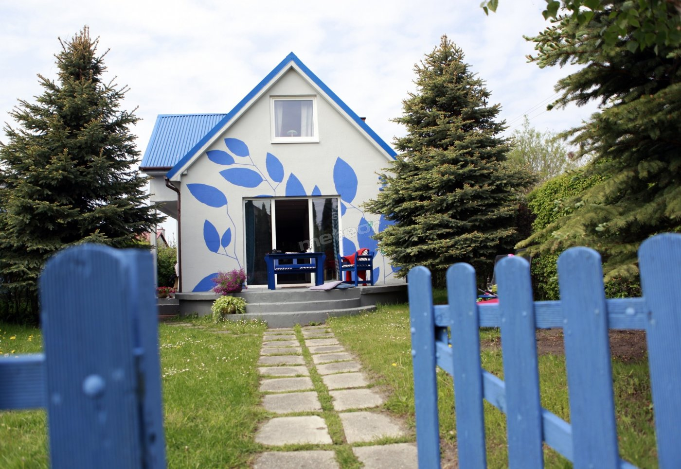 Wakacyjny Dom w Łebie