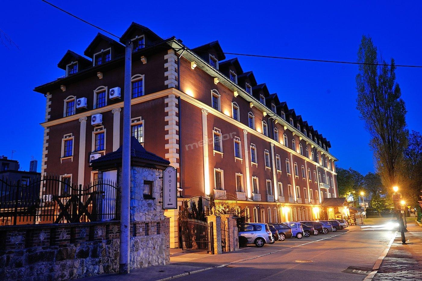Hotel Diament Arsenal Palace Katowice/Chorzów
