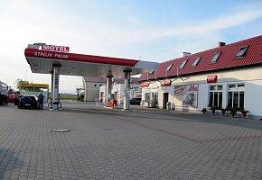 Noclegi - Stacja Paliw Milo