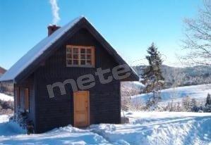 Domek w Ropkach na rodzinne ferie zimowe.