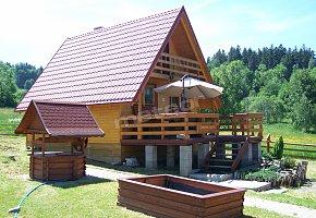 Domki Całoroczne Anna