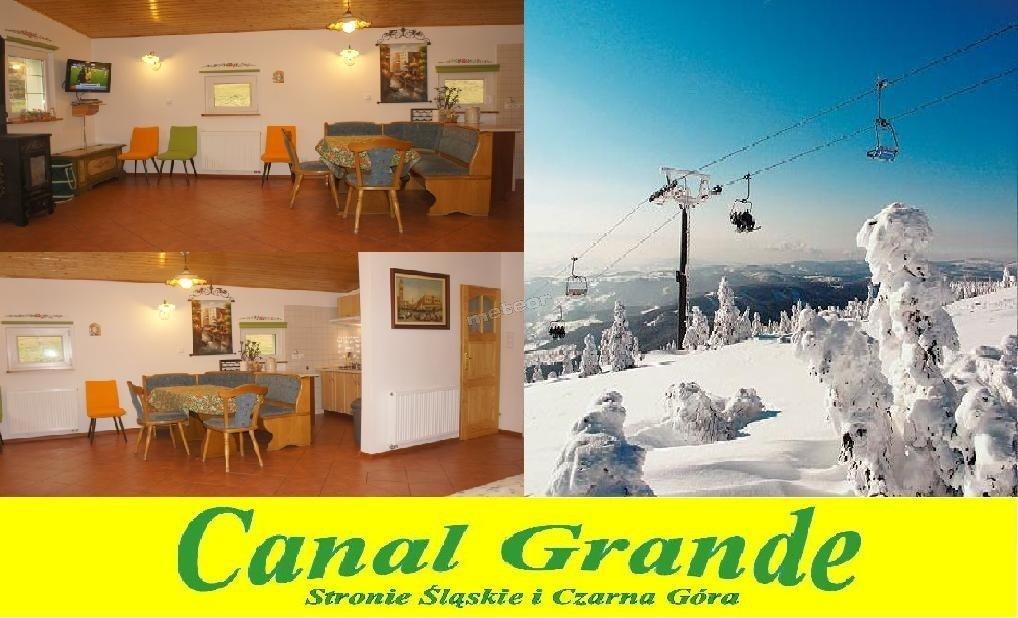 CANAL GRANDE Pokoje i Apartamenty
