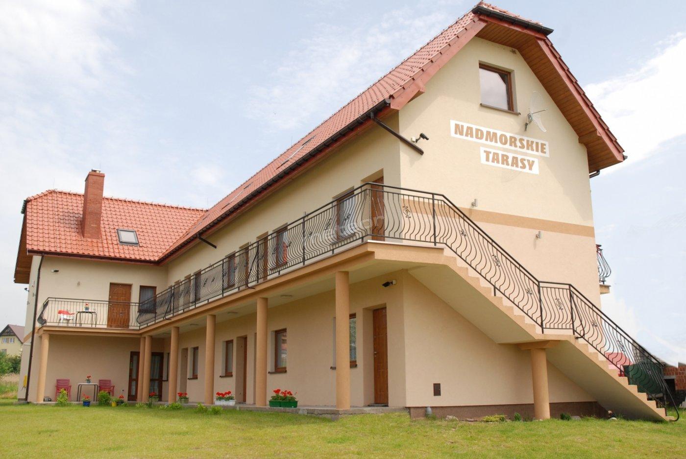Gästezimmer Nadmorskie Tarasy