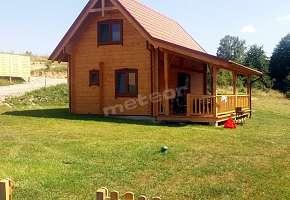 Domek Letniskowy Nad Jeziorem na Mazurach