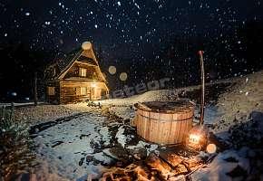 Prawdziwe Domki w Górach