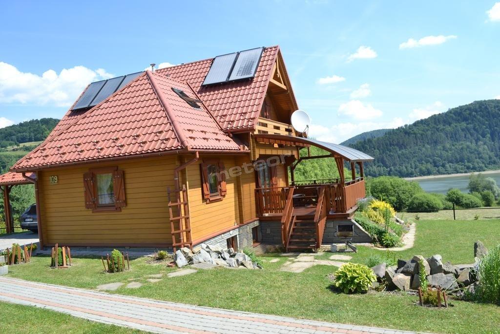Domki Klimkówka Nad Jeziorem