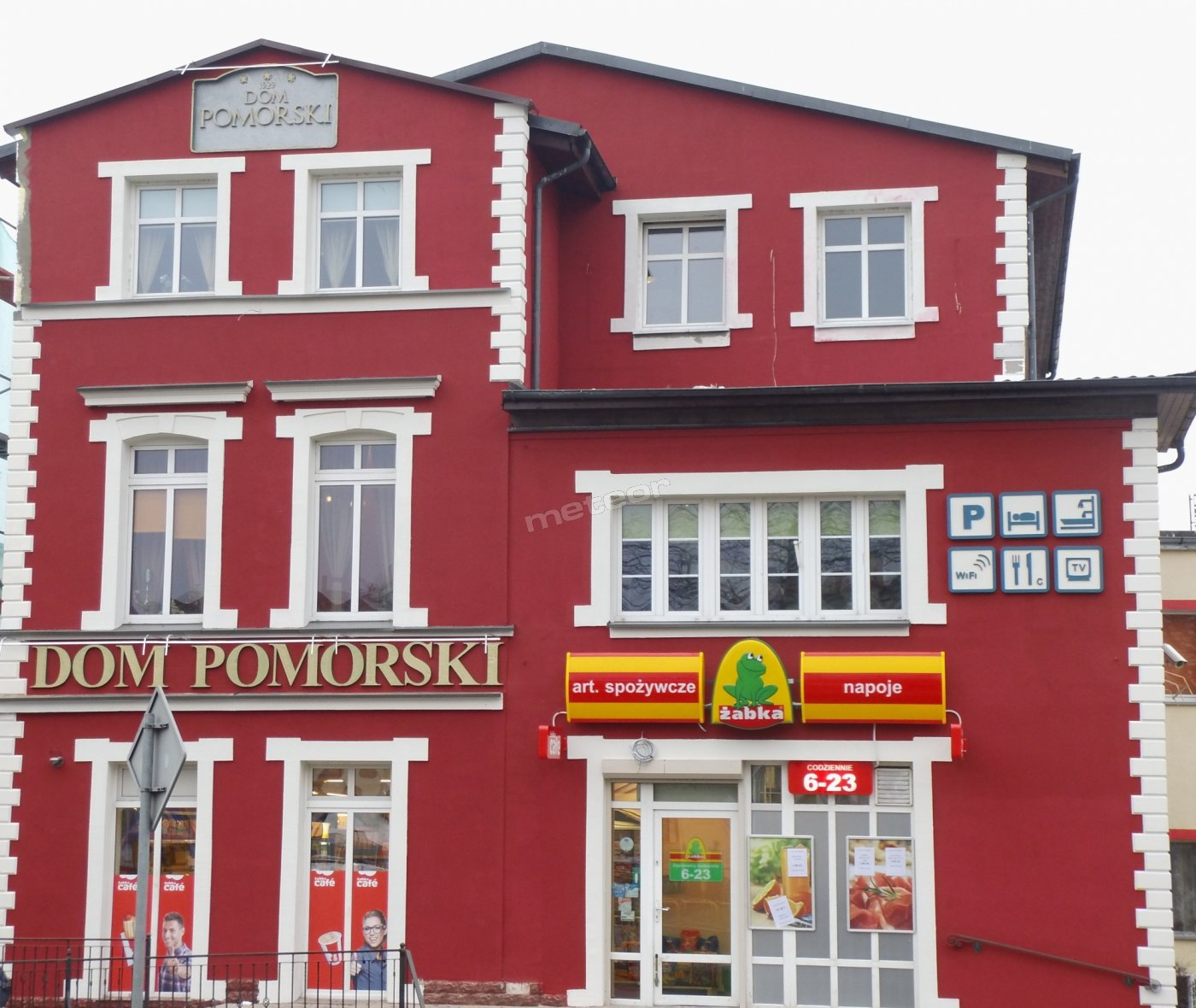 Dom Pomorski. Centrum Miastka.