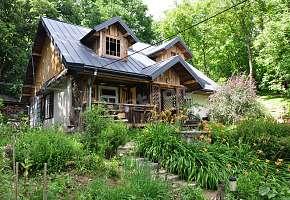 Dom Drewniany Świerszczowe Noce i Dnie
