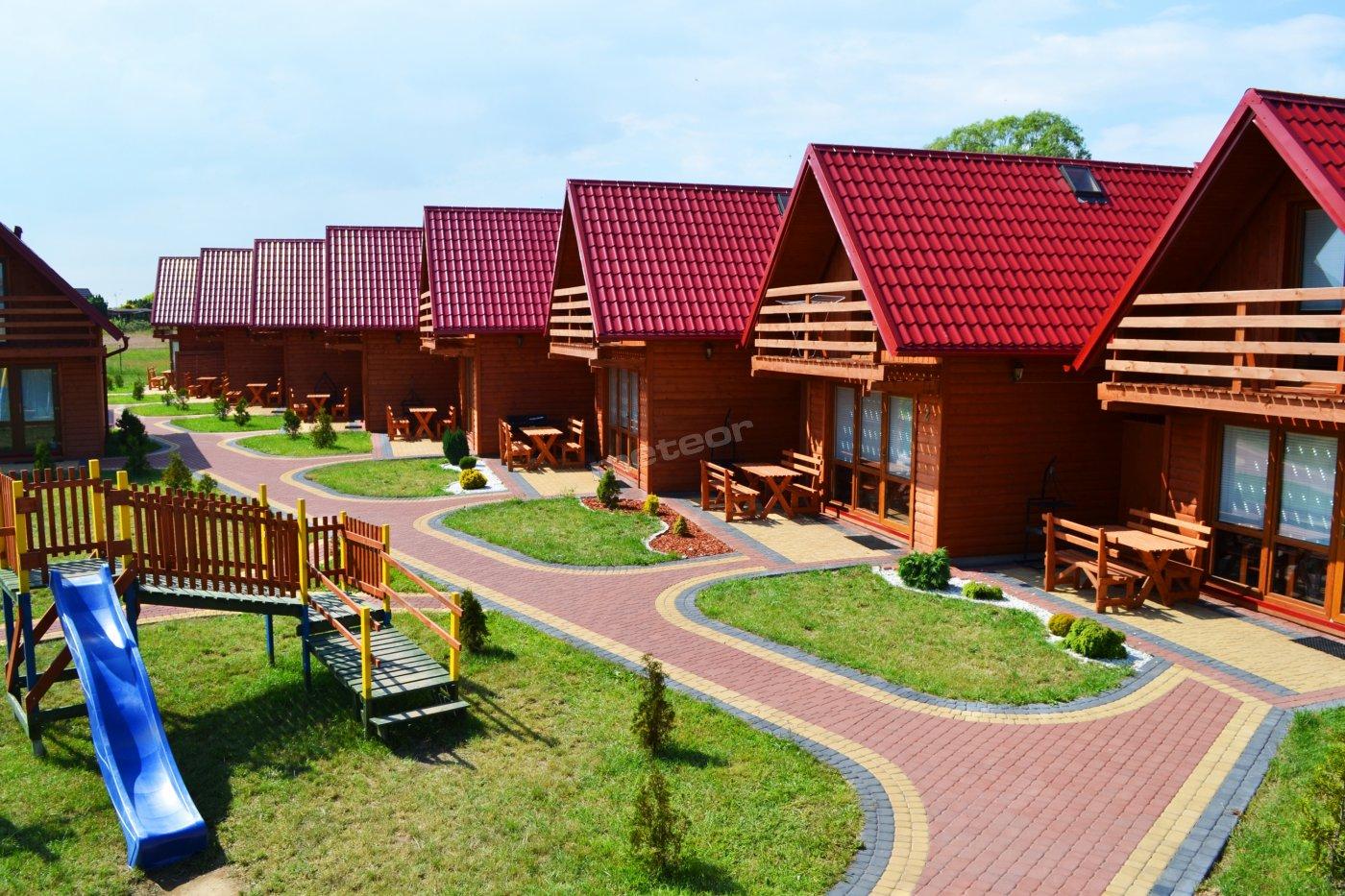 Domki Letniskowe Arkadia